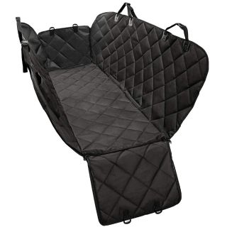 KQRNS Dog Back Seat Cover Hammock For Cars Trucks NEW