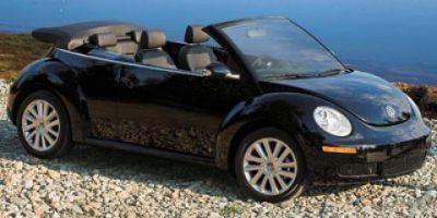 2009 Volkswagen New Beetle 2.5 (Tan)