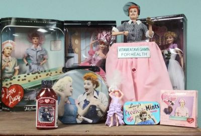 I Love Lucy Lot - One Bewitched Doll