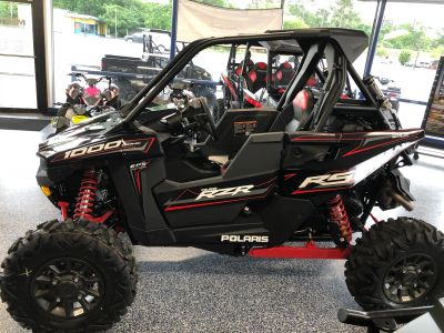 2018 Polaris RZR RS1 Sport-Utility Utility Vehicles Cleveland, TX