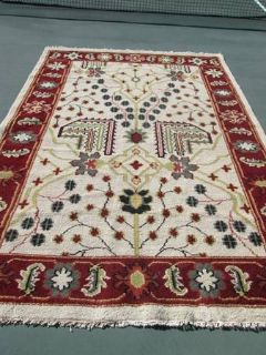 PERSIAN HAND MADE , HAND DYED RUGS
