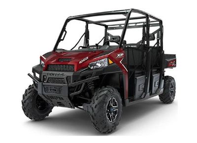 2018 Polaris Ranger Crew XP 1000 EPS Side x Side Utility Vehicles Paso Robles, CA