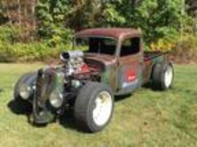 1936 Ford Crown Electric Rat Rod Pick Up 350