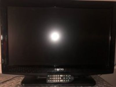 Sanyo TV with Remote