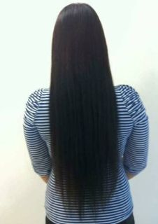 Hair Extensions application by me 4152354397