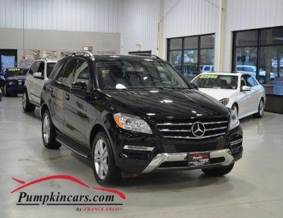 2014 Mercedes-Benz ML350 4MATIC 4dr ML 350