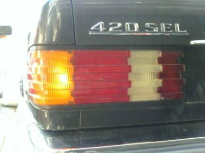 Find Mercedes W126 Tail light driver side left rear lamp 1268201664 motorcycle in Las Vegas, Nevada, US, for US $86.56