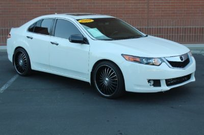 2009 Acura TSX 4dr Sdn Man