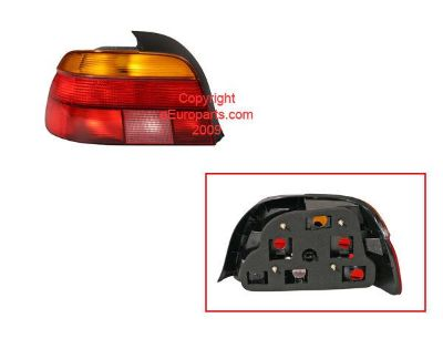 Buy NEW Hella Tail Light Assembly - Driver Side H93293031 BMW OE 63218363559 motorcycle in Windsor, Connecticut, US, for US $161.23