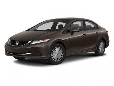 2014 Honda Civic HF ()