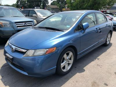 2006 Honda Civic EX (Atomic Blue Metallic)