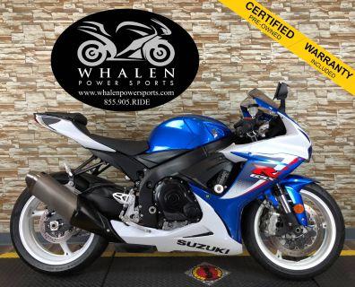 2013 Suzuki GSX-R600 Sport Motorcycles Port Charlotte, FL