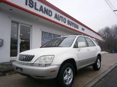 2002 Lexus RX 300 Base (White)
