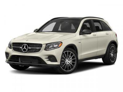 2018 Mercedes-Benz GLC AMG GLC 43 4MATIC (White)