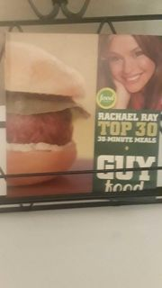 Rachel ray 30 minute meals for guys