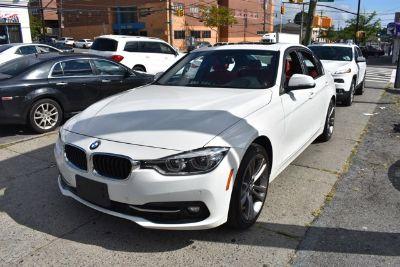 2016 BMW 3-Series 328i xDrive Sport Navigation (White)