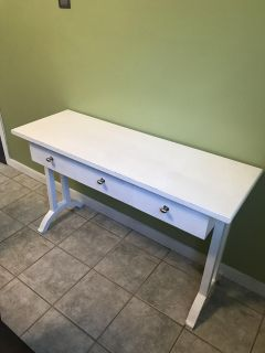 Entry way/buffet table