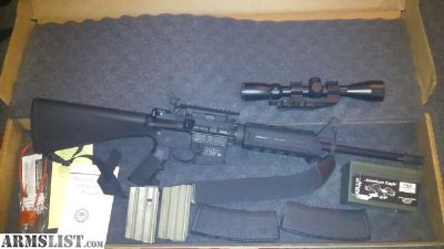 For Trade: New S&w m&p 15 5.56