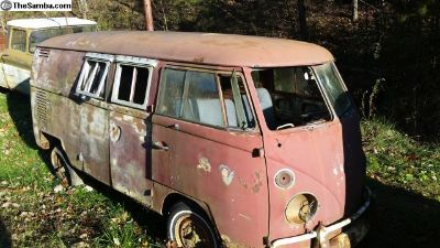 1966 VW EZ Camper Bus