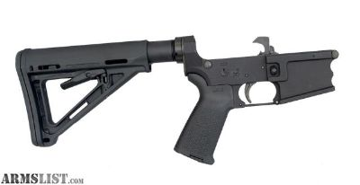 For Sale: AR-15 Complete Lower