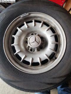 Bay window bolt pattern wheels