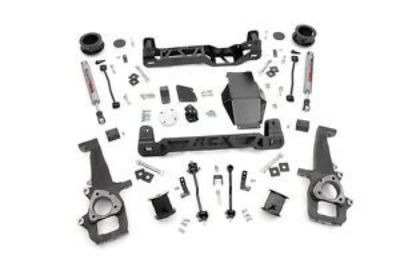 "Buy Rough Country 323S 2012-2015 Ram 1500 4"" Suspension Lift Kit Dodge 12-15 motorcycle in Benton, Kentucky, United States, for US $1,249.95"
