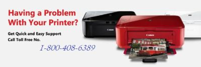 Solve issues with Canon Printer Support at 1800-408-6389 toll-free