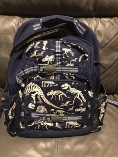 Pottery barn large backpack