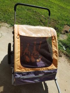 Instep bike trailer 2seater