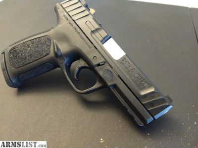 For Trade: Smith Wesson SD9VE