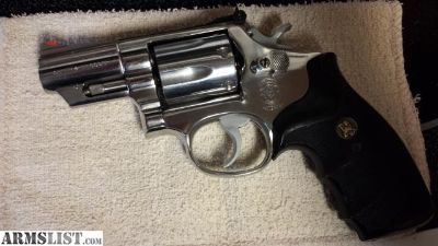For Sale/Trade: S&w mod 66-2 stainless snubnose 357mag