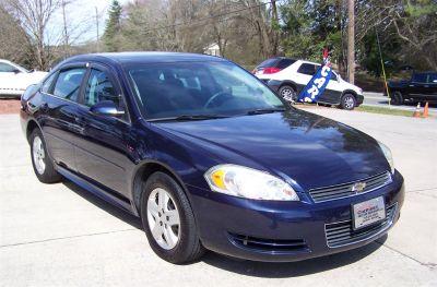 2011 Chevrolet Impala LS Fleet (Blue,Dark)