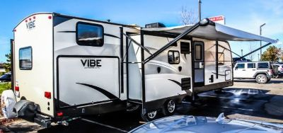 2016 Forest River Vibe Extreme Lite 312BHS
