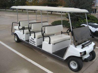 2009 Club Car TransPorter 6 - Electric Golf Golf Carts Shawnee, OK