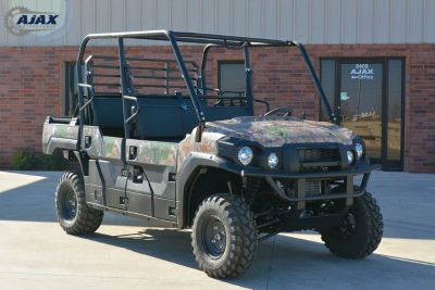 2018 Kawasaki Mule PRO-FXT EPS CAMO Side x Side Utility Vehicles Oklahoma City, OK