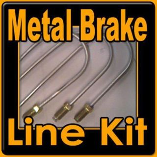 Find Brake line kit Cadillac 1968 1969 1972 1971 1970 1973.-replace rusted lines!!!!! motorcycle in Duluth, Minnesota, United States, for US $66.99