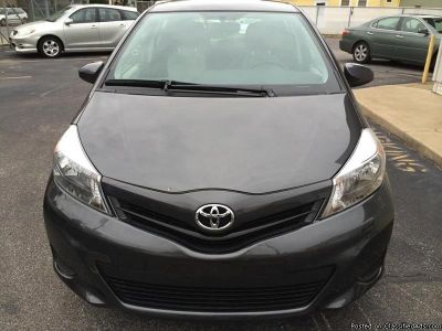 Best offer 2013 Toyota Yaris LE