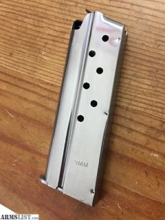 For Sale: COMPACT/OFFICER 9MM 1911 MAGAZINE(S)