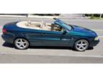 2001 Volvo C70 2dr Convertible for Sale by Owner