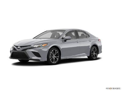 2019 Toyota Camry LE (Celestial Silver Metallic)