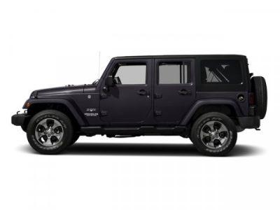 2016 Jeep Wrangler Unlimited Sahara (Rhino Clearcoat)
