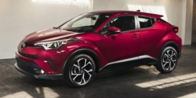2019 Toyota C-HR Limited (BLIZZARD PEARL)