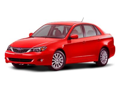 2008 Subaru Impreza 2.5i (Dark Gray Metallic)