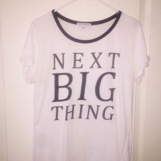 The next big thing Maternity T