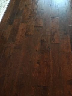 Wood Flooring - Birch - Engineered Wood