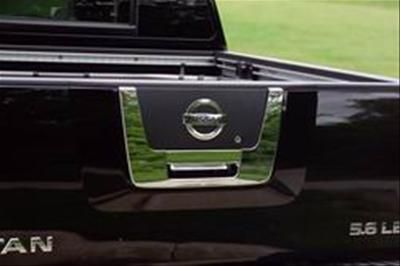 Buy Putco Tailgate Handle Cover ABS Plastic Chrome Finish Nissan Frontier Pair motorcycle in Tallmadge, Ohio, US, for US $119.97