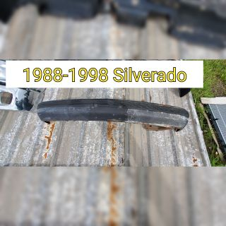 1988-1998 Chevy Silverado Front Bumper Shell (paintable, minor damage)
