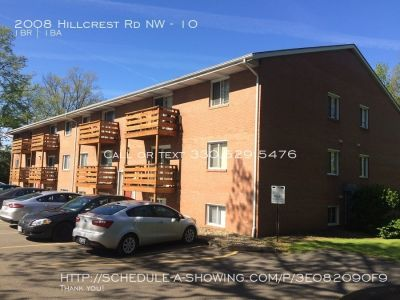 Apartment Rental - 2008 Hillcrest Rd NW