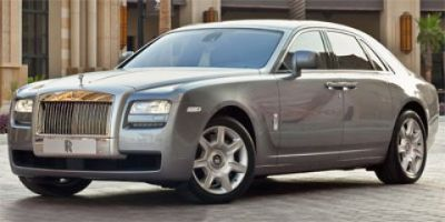 2010 Rolls-Royce Ghost Base (ENGLISH WH)