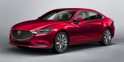 2018 Mazda Mazda6 Grand Touring (Machine Gray Metallic)